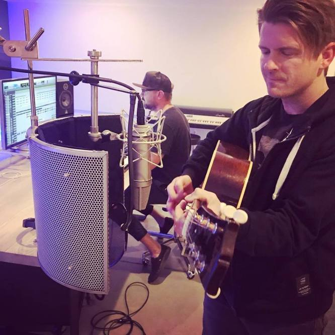 The Afters working on new music