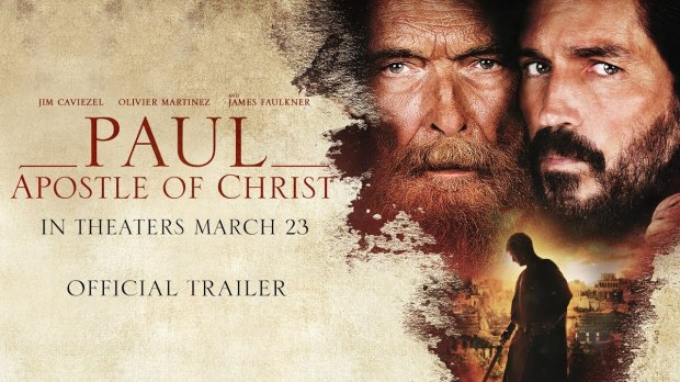 pau apostle movie poster